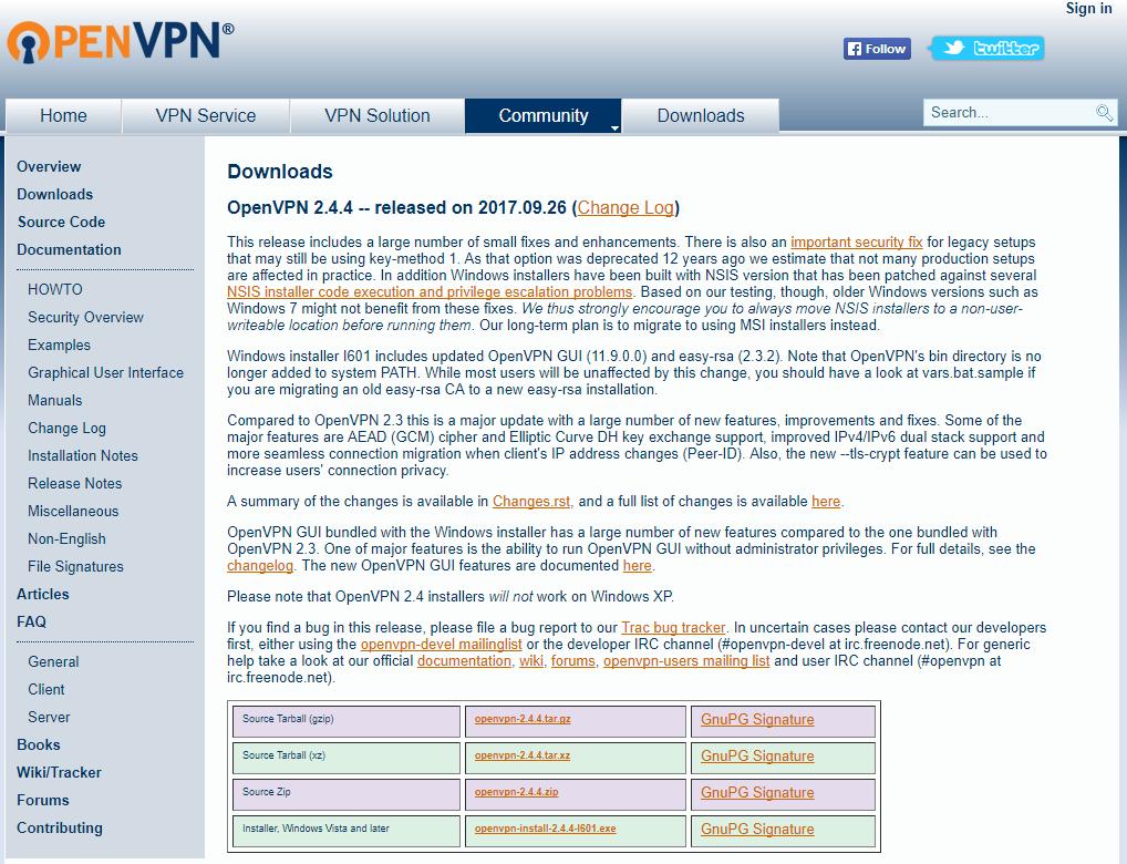 Настройка openvpn сервера и клиента сайты севастополя форумы